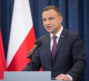 Statement of President Andrzej Duda