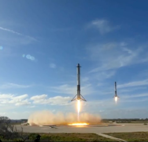 Falcon-Heavy-Launch