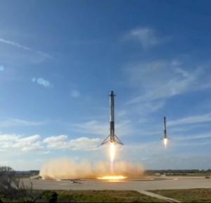 Falcon-Heavy-Launch