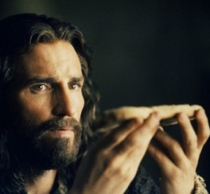 Jesús y el Pan