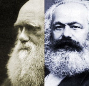 darwin marx