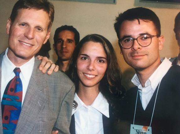 Foto tirada em 1998