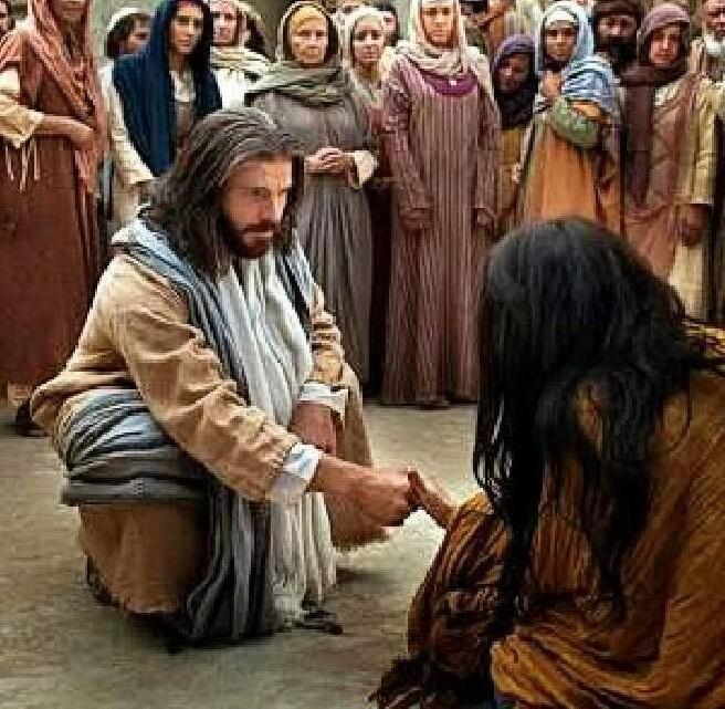 Jesus-e-a-mulher-adúltera